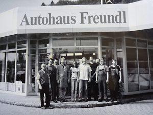 Autohause_Freundl_Geschichte_Team